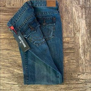 BRAND NEW! Big boys True Religion jeans